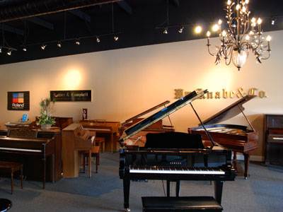 The Piano Experts Showroom