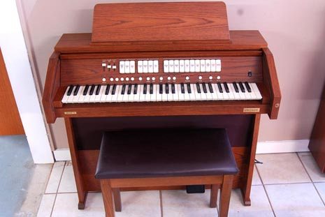 Viscount Jubileum 161 Single Manual Organ