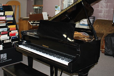 Baldwin Grand in High-Polish Ebony