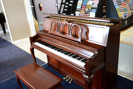 Baldwin Hamilton 5042N in Cherry French Provencial